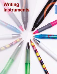 BIC writing instruments - Roberto Platania
