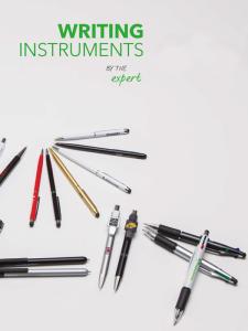 norwood writing instruments - Roberto Platania