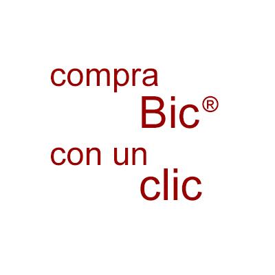 compra Bic® con un clic
